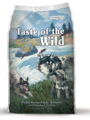 Taste of the Wild Puppy Pacific Stream