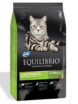Equilibrio cat Neutered