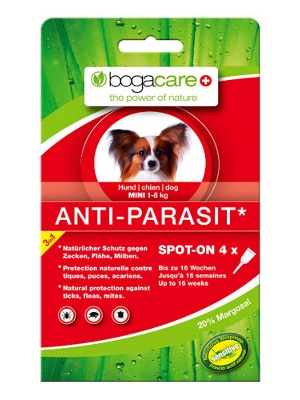 Ampule Bogacare za mini pse 4 x 0,75 ml