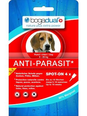 Ampule Bogadual za majhne in srednje pse 4 x 1,5 ml