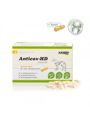 Anibio Anticox-HD classic K – 140 kapsul