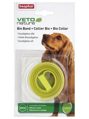Beaphar Bio Band naravna ovratnica za pse (65 cm)