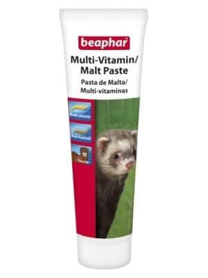 Beaphar multi vitaminska pasta za dihurje Malt 100g
