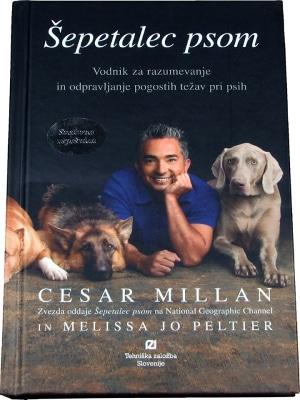 Cesar Millan šepetalec psom