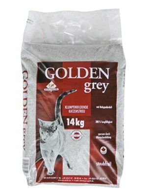 Golden Grey mačji pesek