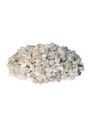 Kremenčev akvarijski pesek 3kg 8-15mm