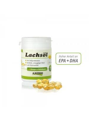 Anibio lososovo olje v kapsulah (180 kapsul)