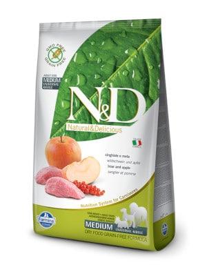 N&D GF Medium divja svinja