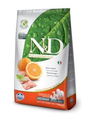N&D GF Medium polenovka