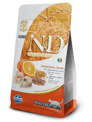 Natural & Delicious Cat Low Grain Adult polenovka