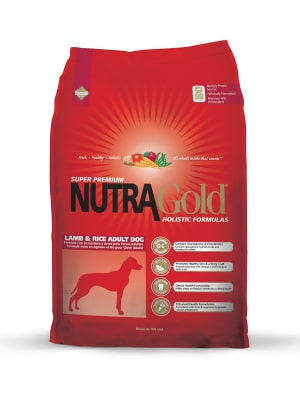 Nutra Gold Adult Lamb & Rice 15kg