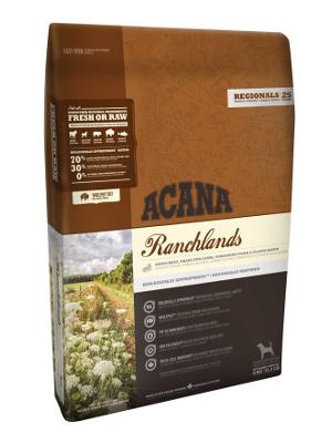 Acana Ranchlands Dog Regionals