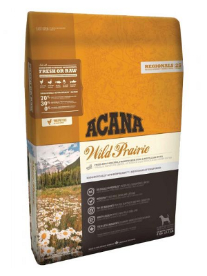 Acana Wild Prairie Dog Regionals