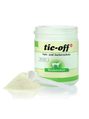 Anibio Tic-off – prahu proti zajedavcem 140g