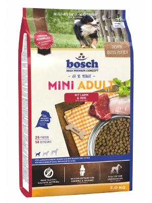 Bosch Adult Mini Jagnjetina