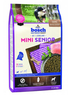 bosch senior mini