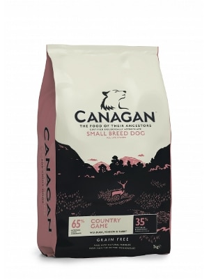 Hrana za pse Canagan Country Game Small Breed