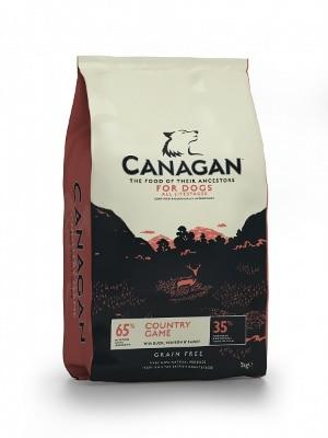 Hrana za pse Canagan Country Game