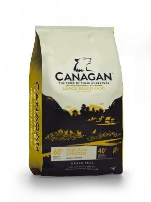 Canagan Free-Run Chicken Large Breed 12kg