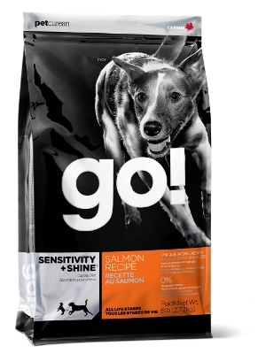go sensitivity shine salmon