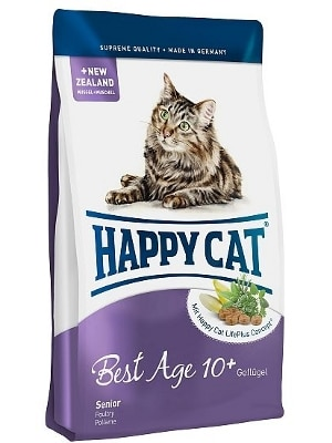 happy cat supreme best age senior