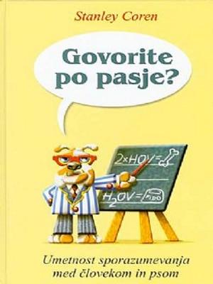 knjiga govorite po pasje