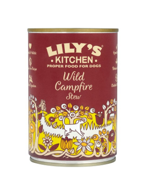 Lily's Kitchen - Obara z divjačino 400g