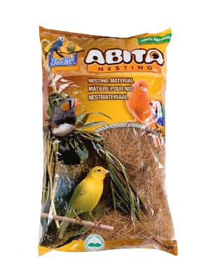 Material za ptičje gnezdo iz kokosovih vlaken 50g