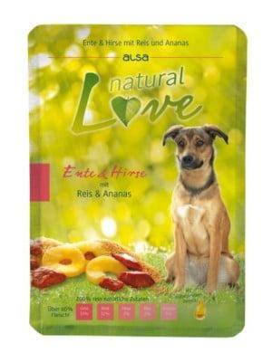 natural love raca proso pasja hrana