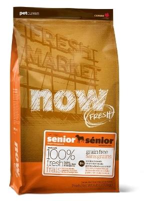 now senior hrana za pse