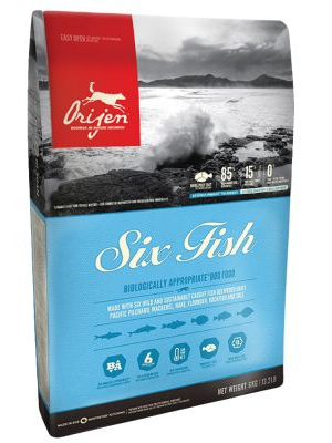 Orijen Dog Adult Six Fish