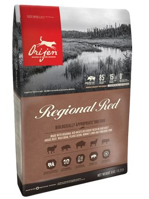 Orijen Dog Adult Regional Red