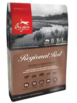 Orijen Dog Adult Regional Red
