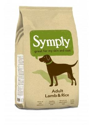 Symply Adult Lamb & Rice - jagnje & riž