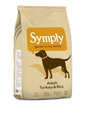 Symply Adult Turkey & Rice - puran & riž