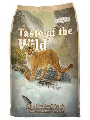 Taste of the Wild Cat Canyon River