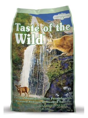 Taste of the Wild Cat Rocky Mountain