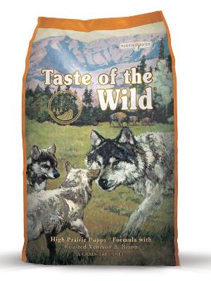Taste of the Wild Puppy Roasted Venison & Bison
