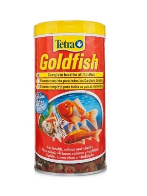 Tetra Goldfish - hrana za zlate ribe 52g