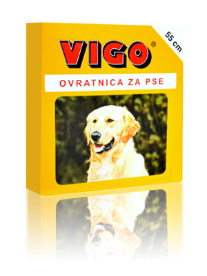 Vigo ovratnica za srednje pse 55cm
