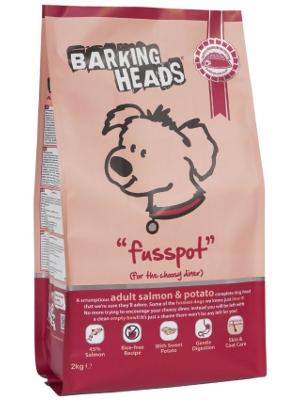 """Barking Heads """"fusspot"""""""