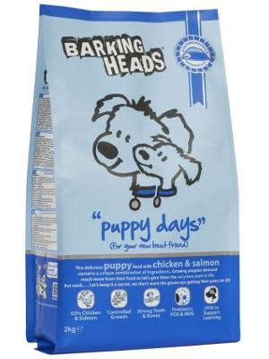 """Barking Heads """"puppy days"""""""