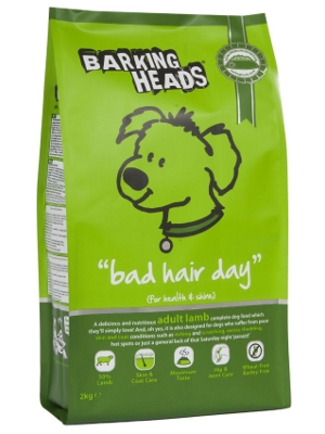 "Barking Heads ""bad hair day"""