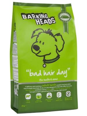 "Barking Heads ""bad hair day"""