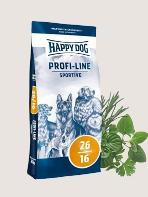 Pasja hrana Happy Dog Professional Sportive 26-16 20kg