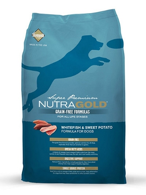 Nutra Gold ALS Grain-Free White Fish