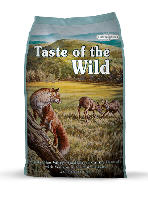Taste of the Wild Appalachian Valley - Small Breed Canine