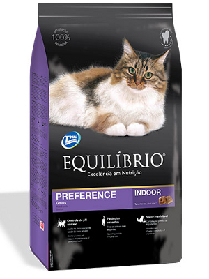 Equilibrio cat Preference