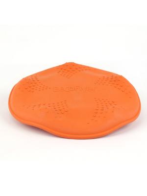 Pasji frizbi Beco Flyer oranžen