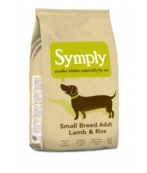 Symply Small Breed Adult Lamb